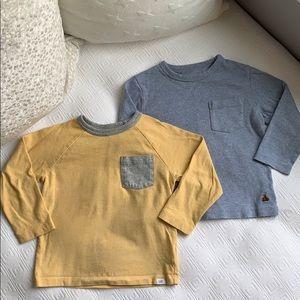 Gap Long Sleeve Shirts